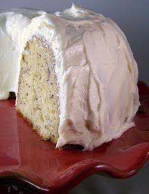 Craving Comfort: Banana Cake with Cream Cheese Icing