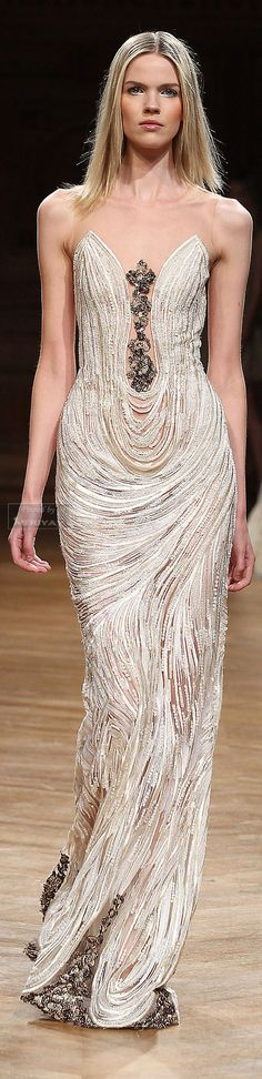Glamour gown..Tony Ward Fall-winter 2014-2015