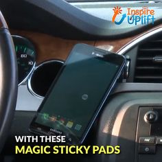 Magic Sticky Pads 😍 Say, goodbye to damage caused by using a hammer and nails on your walls! Now, you can stick anything onto any surface, without leaving sticky residue or unsightly damage These pads can& be harmed from exposure to UV rays o