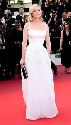 Kirsten Dunst in Dior Couture - 2016 Cannes Red Carpet's Best-Dressed Celebrities