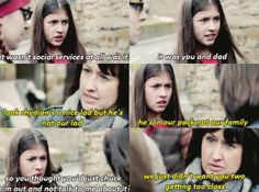 Maddy & her mother | Wolfblood Season 2