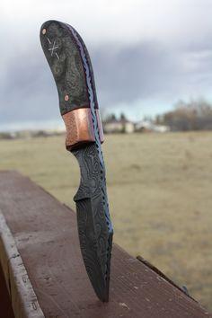 http://www.cadecga.com/category/Utility-Knife/ #89 - StClair Custom Knives & Metalsmithing