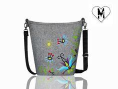 Kashubian embroidery bag
