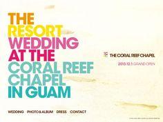 THE CORAL REEF CHAPEL | ザ・コーラルリーフチャペル « WebDesign Bookmark S5-Style