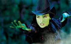 """I got Elphaba from """"Wicked""""! Which Musical Theatre Character Are You? Heck Yes!! :D"""