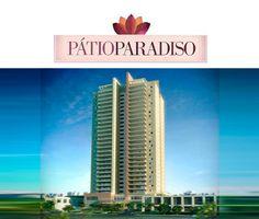 Apartamento Pátio Paradiso Aclimação de 3 dorms ( 1 ou 2 suítes) de 2 a 3  vagas, residencial, Aclimação Zonasul - São Paulo, sp - Só na Alenkar Empreendimentos.
