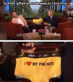 I ♥ my Pine Nuts!!