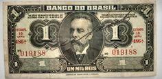 BRASIL 1944. C001. UM MIL REIS. SOB..