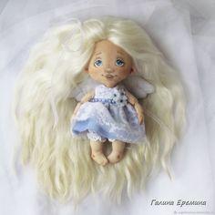 Купить Текстильный ангел в интернет магазине на Ярмарке Мастеров