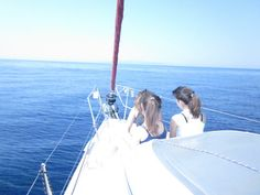 Argo sailing in Saronic Gulf