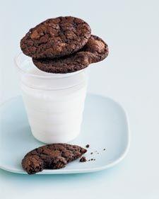 Martha Stewarts best chocolate dessert recipes.