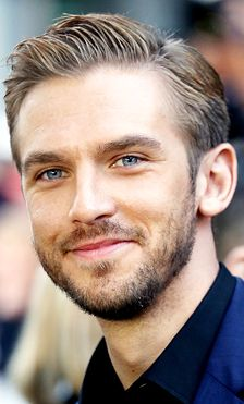 Vogue photoshoot and Man Booker interview   Dan Stevens - Downton Abbey