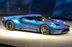 Ford GT, Ford Mustang GT350R e Ford Raptor | Salone di Detroit 2015 Live