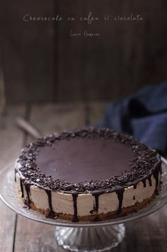 My Recipes, Cake Recipes, Romanian Food, Something Sweet, Chocolate, Cheesecakes, Easy Desserts, Frosting, Nutella