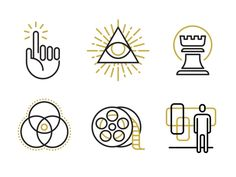 web agency icons