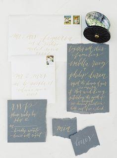 Bold colour wedding ideas