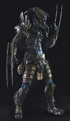 Top 10 Predator Clans from the Predator franchise, including the Lost Tribe, Elite Clan, Killer Predator Clan and the Super Predator Clan Alien Vs Predator, Predator Costume, Wolf Predator, Predator Alien, Adidas Predator, Arte Alien, Alien Art, Character Art, Character Design