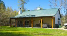 Morton Buildings Home in Monticello, Florida