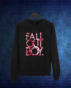 Fall Out Boy sweater Sweatshirt Crewneck Men or by dhuhabersama