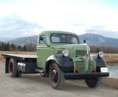Image detail for -Legacy Power Wagons by Legacy Classic Trucks - Unfinished Man Antique Tractors, Old Tractors, Hot Rod Trucks, Cool Trucks, Legacy Power Wagon, Chrysler Trucks, Truck Flatbeds, Old Dodge Trucks, Classic Pickup Trucks
