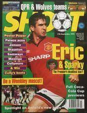 Картинки по запросу eric cantona magazine Eric Cantona, Football Soccer, Samba, Manchester United, The Unit, King, Classic, Soccer, Derby