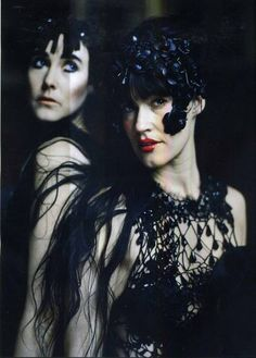 """•CocoRosie• """"All I ever wanted was to be your housewife..."""""""