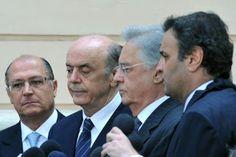 Distribuição de cargos para o PSDB é plano contra Lava Jato, diz Janot ao STF