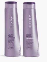 Joico - *Save 27%* Color Endure Violet Shampoo/Conditioner Duo (10.1 oz) by Joico. $22.99. For toning blonde or gray hair. New from Joico, Color Endure Violet Series works in synergy to tone and maintain blonde or gray hair by neutralizing the brassy or yellow tones that can alter haircolor. Color Endure Violet Shampoo and Conditioner are formulated with Joico's exclusive Multi-Spectrum Defense Complex, a powerhouse blend of green tea-derived antioxidants, broad-spectrum UV pr...