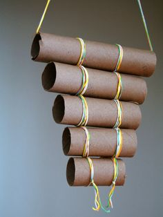 Crafts homemade and musicals on pinterest for Diy inventions household items