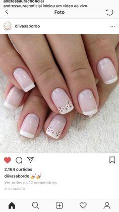 Nail Art Designs, Makeup, Fall Nails, Beauty, Designed Nails, Gel Nail, Hair And Nails, Cute Nails, French Tips