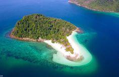 Tour Programs - Mergui Archipelago trips| Adventure boating Myanmar Islands