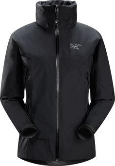Arcteryx Womens Zeta AR Jacket Black