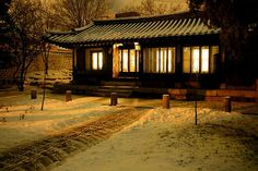 "Korean House ""Hanok"""