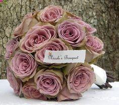 amnesia roses bouquet