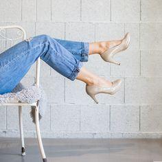 Nach Hause kommen und die Füße hochlegen. Mit Paul Green: paul-green.com #paulgreen