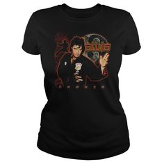 Elvis Karate T-Shirts, Hoodies. Check Price Now ==► https://www.sunfrog.com/Music/Elvis--Karate-Black-Ladies.html?id=41382