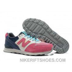5deeb46f55296 New Balance 996 Womens Pink Light Blue 5yxG4