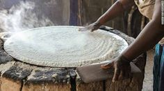 Cassava bread (also known as Ereba) is an essential staple food in Southern Belize. www.hopkinsbaybelize.com
