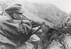 Mountain Division of the German Wehrmacht; mountain infantry at Caucasus, pin by Paolo Marzioli