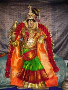 Mannargudi Brahmotsavam Andal Thirukolam 2014 -04