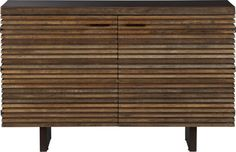Paloma Small Sideboard in Buffets, Sideboards | Crate and Barrel, $1899.00
