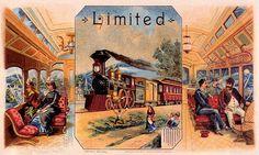 El Arte y el Ferrocarril | Los LOCOS del gaLpóN