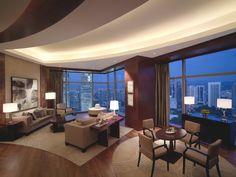 Grand Hyatt Kuala Lumpur | Diplomat Suite Living Room #hotel #travel #kualalumpur #5starhotel #destination #travelingideas #holiday #suiteroom #suite #hyatt #hyatthotels