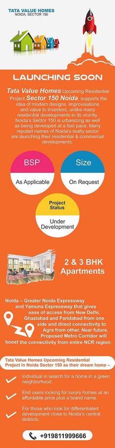 Tata Value Homes Noida: www.indrealestates.com/project/tata-value-homes-noida/