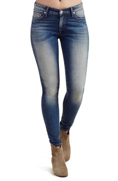 True Religion Jeans Jennie Curvy Skinny Jeans available at #Nordstrom
