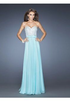 A-line Sweetheart Sleeveless Chiffon Light Sky Blue Prom Dress/Evening Dresses With Beading #BK385 - See more at: http://www.victoriasdress.com/prom-dresses.html#sthash.ON1tp9wU.dpuf