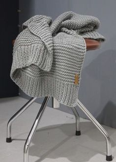 cool Baby Blanket - Strickanleitungen bei Makerist