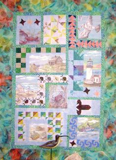 Robin's Quilt Nest Quilt Pattern Designs - Block of the Month Clubs