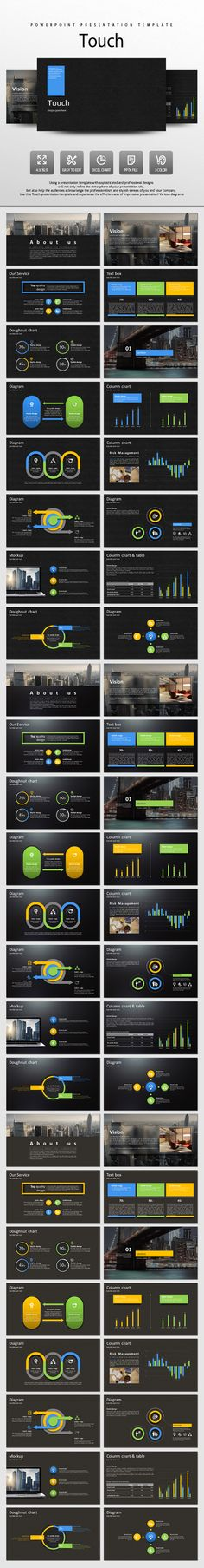 Touch (PowerPoint Templates)