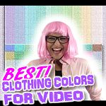 Clothing Colors for Video Stebian.com Video Presentation Coaching with Bianca Te Rito TNB